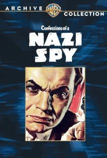 Confessions of a Nazi Spy (1939) cover