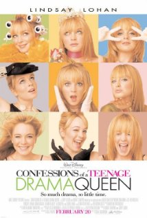 Confessions of a Teenage Drama Queen (2004) cover