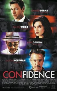 Confidence 2003 poster