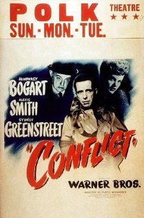 Conflict (1945) cover