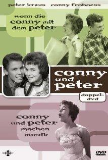 Conny und Peter machen Musik (1960) cover