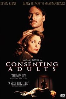 Consenting Adults (1992) cover