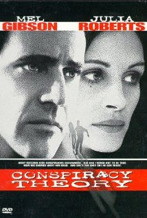 Conspiracy Theory (1997) cover