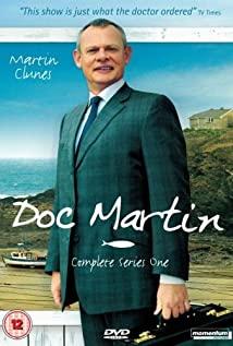 Doc Martin (2004) cover