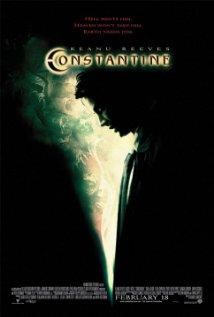 Constantine 2005 poster