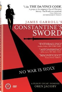Constantine's Sword (2007) cover