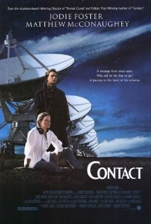 Contact (1997) cover