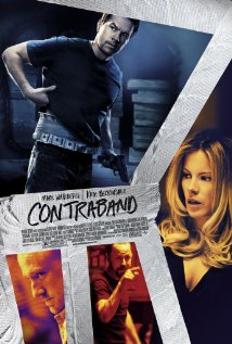 Contraband (2012) cover