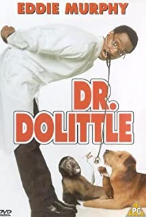 Doctor Dolittle (1998) cover