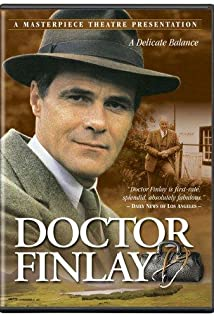 Doctor Finlay 1993 poster