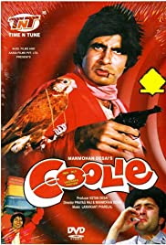 Coolie (1983) cover