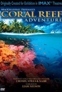 Coral Reef Adventure (2003) cover