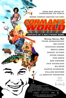 Corman's World: Exploits of a Hollywood Rebel 2011 poster