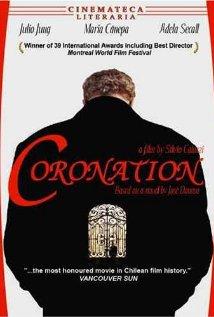 Coronación (2000) cover