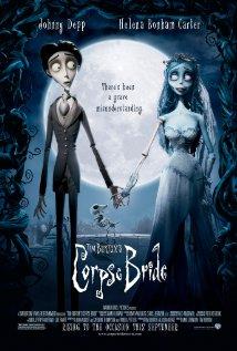 Corpse Bride (2005) cover