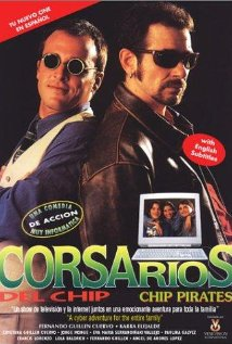 Corsarios del chip (1996) cover