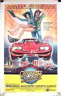 Corvette Summer 1978 poster