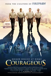 Courageous (2011) cover