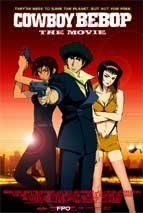 Cowboy Bebop: Tengoku no tobira (2001) cover