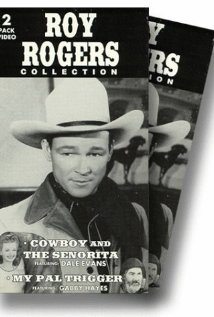 Cowboy and the Senorita (1944) cover