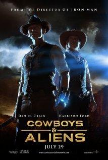 Cowboys & Aliens (2011) cover