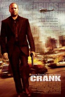 Crank (2006) cover