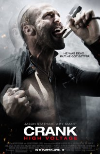 Crank: High Voltage (2009) cover