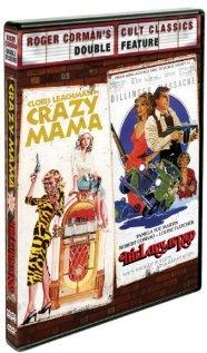 Crazy Mama (1975) cover