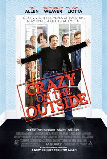 Crazy on the Outside (2010) cover