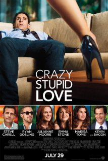Crazy, Stupid, Love. 2011 poster