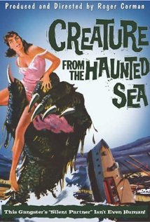 Creature from the Haunted Sea (1961) cover