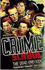 Crime School (1938) cover