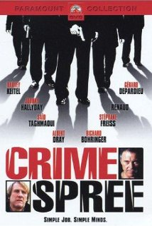 Crime Spree (2003) cover