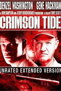 Crimson Tide 1995 poster