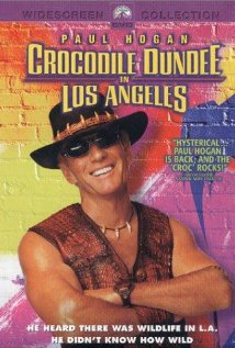 Crocodile Dundee in Los Angeles (2001) cover