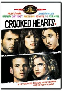 Crooked Hearts (1991) cover