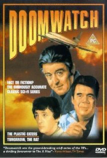 Doomwatch (1970) cover