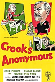 Crooks Anonymous (1962) cover
