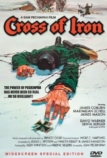 Cross of Iron (1977) cover