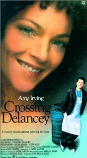 Crossing Delancey (1988) cover
