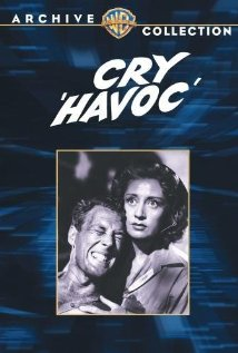 Cry 'Havoc' (1943) cover