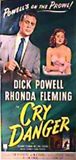 Cry Danger (1951) cover