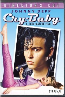 Cry-Baby (1990) cover