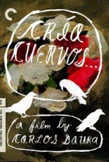 Cría cuervos (1976) cover