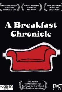 Crónica de un desayuno (2000) cover