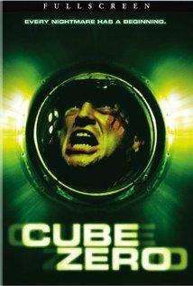 Cube Zero (2004) cover