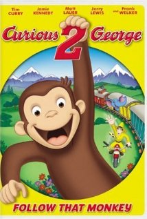 Curious George 2: Follow That Monkey! (2009) cover