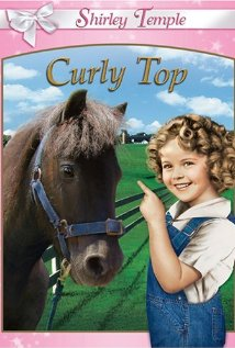 Curly Top (1935) cover