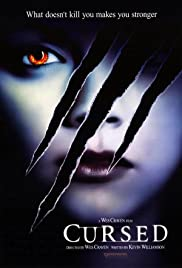 Cursed (2005) cover