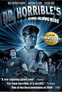 Dr. Horrible's Sing-Along Blog (2008) cover